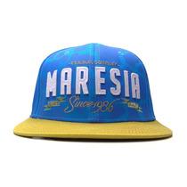 Boné Maresia Camuflado Blue
