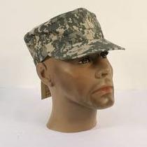 Gorra Militar Camuflaje Pixelado Ajustable Ripstop Nuevo Mod