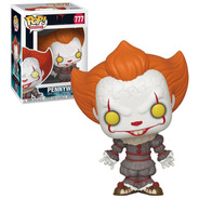 Boneco Funko Pop It Chapter 2 - Pennywise Open Arms 777