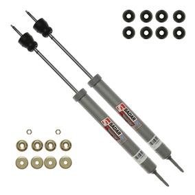 Kit X2 Amortiguadores Traseros Renault 18 2.0 Alt.plato 235