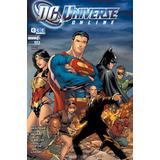 Dc Universe Online Nº 6, Ecc Edición Argentina.