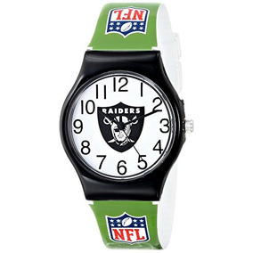 Game Time Juventud Nfl-jv-oak \jv\ Watch - Oakland Raiders