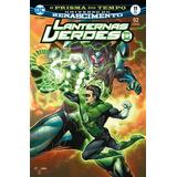 Hq Lanternas Verdes #11 - O Prisma Do Tempo - Renascimento