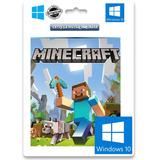 Minecraft Windows 10 Edition | Digital | Pc | Mercado Lider