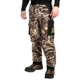 Hardcore Pantalon Impermeable Camo