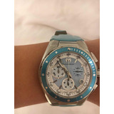 Reloj Technomarine Original Con Su Caja Y Correa De Repuesto