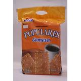 Caja Galletas Populares Gamesa De 1 Kilo Con 6 Paquetes