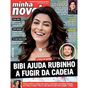 Revsta Minha Novela Nº 927 Bibi Ajuda Rubinho A Fugir ...