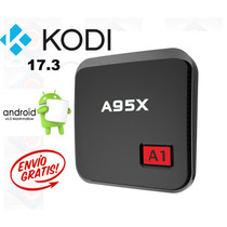 Nexbox A95x A1 Android 6.0 Tv Box 1gb + 8gb 4k Kodi 17.3