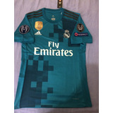 Jersey Real Madrid 2017-2018 Champions