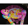 10 Globos Metalizados 45cm Frozen Araña Dora Mickey Minnie