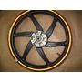 Roda Dianteira Comet 250 R$ 303,00 Original Usada Bem Bonita