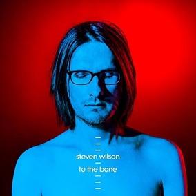 Steven Wilson To The Bone Cd Import 2017 En Stock