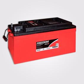 Bateria Estacionaria Freedom Df4001 240ah Som, Energia Solar