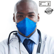 Kit 30 Máscaras N95 Proteção Respiratória Pff2