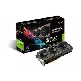 Placa De Vídeo 6.0gb Geforce Gtx1060 Asus Strix Oc