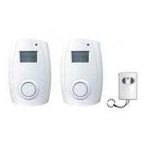 Alarma Inalambrica De 2 Sensores/ Alarmas, Secutech
