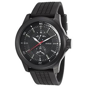 2db00319b894 1 Hombre Goma Negro Cronografo Reloj Lotus 15743 - Relojes de ...