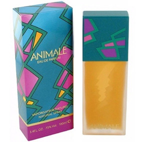 Perfume Animale Para Mujer De Animale Edp 100ml Originales