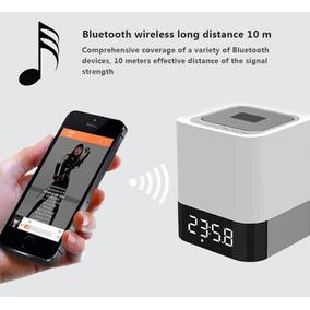 Bocinas Bluetooth Altavoz Inalámbrico Lámpara 3 Unidades
