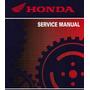 Manual De Serviço Honda Cb 450e Custom 1983