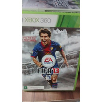 Fifa 13 Xbox 360 Original Super Barato