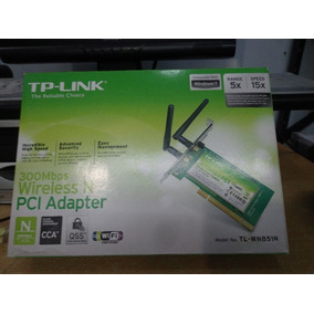 Tp Link 300mbps Wireless N Pci Adapter