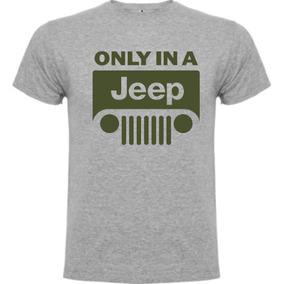 Remeras Fierreras Jeep Wrangler Chrysler Dodge