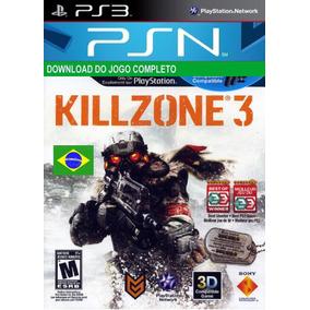 Killzone 3 Multiplayer Ps3 Digital Multiprayer - Português