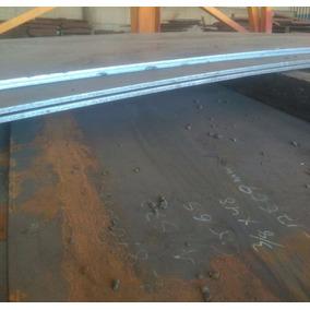Placa De Acero 1 (25.4mm)grosor,fierro,acero Alcarbón A36