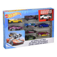 Autos Hot Wheels Pack X10 Autos Original Mattel Mundo Manias