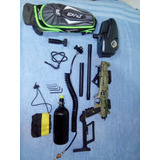 Marcador Paintball Eletronico Tippiman Tango One...