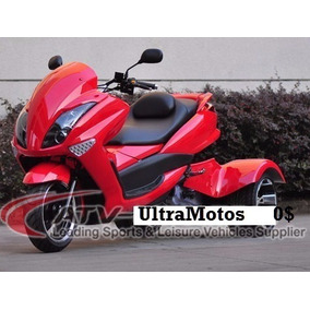 Scooter Moto Fantasma De Lujo Gold Super 300cc Trike