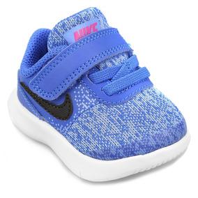 Zapatillas Nike Flex Contact Girls Td Infantil