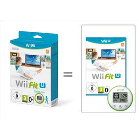 Nintendo Wii Fit U Con Fit Meter Incluido