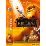 Vhs O Rei Leão Walt Disney Classicos Lacrado