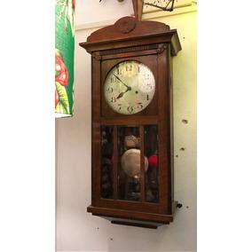 6aa8b3162388 Relojes De Pared Antiguos Alemanes - Relojes Antiguos De Pared en Bs ...