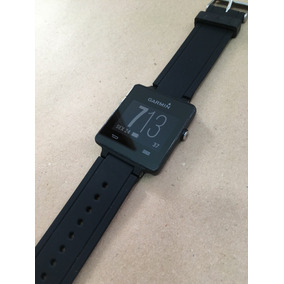 Relógio Garmin Gps Vivoactive Smartwatch Corrida Seminovo
