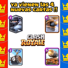 Cartas De Clash Royale Imprimibles 2017