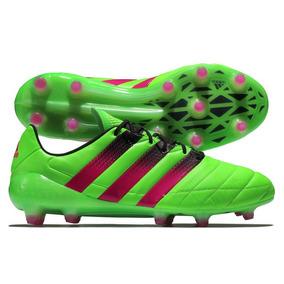 fbd609afed Chuteira Adidas Ace 16.1 Fg Campo Verde - Chuteiras no Mercado Livre ...