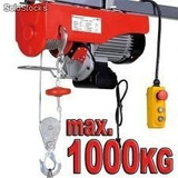 Diferencial Electrica Winche 500/1000 Kg X 12 Mts 110 V