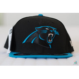Boné Nfl Carolina Panthers New Era Fechado 7 Draft Store 77c9f9b7052