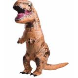 Fantasia Roupa Cosplay Traje Dinossauro T-rex Sob Encomenda