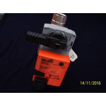 Valvula De Control Belimo Lrb24-sr Con Actuador De 1 Pulgada