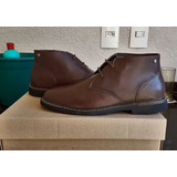 Bota Timberland Ek Newton Leather Chk Nova Original Na Caixa