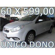 Fiat Grand Siena 1.4 Attractive Entrada + 60 X 599,00 Fixas