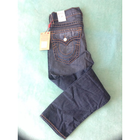 Pantalón De Mezclilla True Religion Talla 30 Style:mnrh859kb