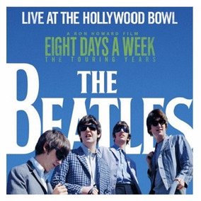 Lp Beatles Live At The Hollywood Bowl 180gr