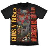 Camiseta - Guns N