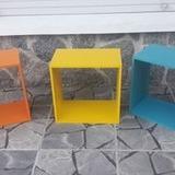Cubos Y Repisas Cubos Personalizadas Artesanales